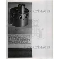1958 Press Photo Device Carried by Explorer II launched at Cape Canaveral Fla,