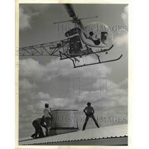 1970 Press Photo Helicopter - sba07999