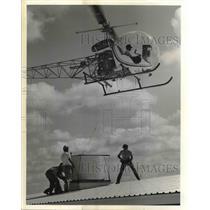 1970 Press Photo Helicopter - sba07999
