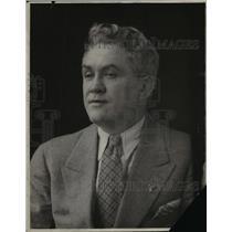 1937 Press Photo Johnny Kilbane - cvb59701