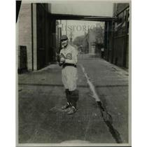 1923 Press Photo Bill Reilly, Pitcher - cvb59858