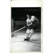 1973 Press Photo Jim Peluso Denver University Hockey - RRW73855