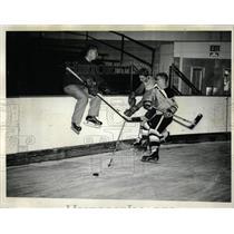 1963 Press Photo Andy Misner Don Bauer Black Hawk Reg - RRW64757
