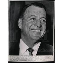 1964 Press Photo Billy Herman Johny Pesky Boston Red - RRW80549