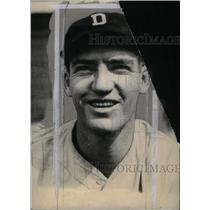 Undated Press Photo Baseball Player Lynnwood - RRX39277