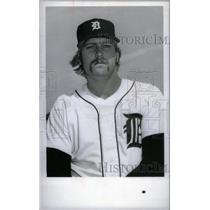 Press Photo Ed Glynn Detroit Tigers Pitcher - RRX39967