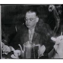 1958 Press Photo Walter O'Malley - RRX43213