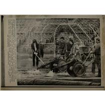 1972 Press Photo Metropolitan Stadium - RRW90389