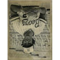 1977 Press Photo Shane William Rawley Baseball pitcher - RRW80305