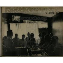 1973 Press Photo New York Giants Houston Giler Football - RRX20339