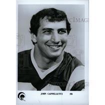 1978 Press Photo John Cappelletti Los Angeles Rams - RRW80513
