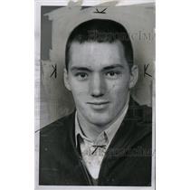 1955 Press Photo Fred Arbanas College Football Player - RRW73779