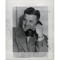 1951 Press Photo Wesley Fesler coach Gophers Foot ball - RRW11191