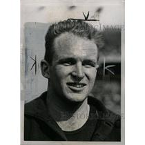 1938 Press Photo Freshman Coach George Munger coach - RRW74503