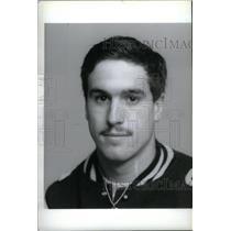 1993 Press Photo S.H. Stevenson Mike Carpenter - RRX39635