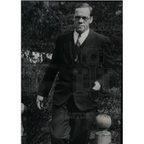 1932 Press Photo Al Reich Bodyguard Former Boxer - RRX47135
