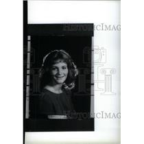 1985 Press Photo Sharon Figurski - RRX40365