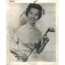 1963 Press Photo Marlene Bauer Hagge golfer LPGA tour - RRW42427