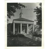 1958 Press Photo Evans Scholars Foundation Headquarters - RRW38943