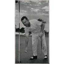 1958 Press Photo Joe Conrad Denver Golf Player British - RRW80593