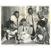 1959 Press Photo PAN AMERICAN GAMES LAKE MEADOWS - RRW52167