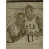 1971 Press Photo Donald Quarrie Pan American games - RRW22115