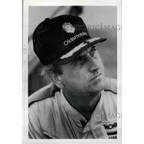 1983 Press Photo Dave Marcis, Auto racer. - RRW82717