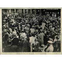 1934 Press Photo Royal Ascot Race Opening Crowd - RRX80465