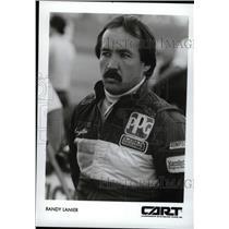 Press photo Randy Lanier CART driver - RRW74185