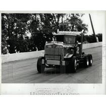 1984 Press Photo GATR Truck Racer Dovle Montomery - RRW95651