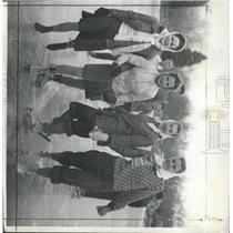 1945 Press Photo Berry M Millin Jackson Hanlon Skates - RRX95083