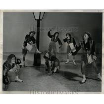 1947 Press Photo Shipstads And Johnson Ice Follies - RRW64243