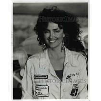 Press Photo Patty Wagstaff-United States Aerobatic Team - cvb27831