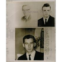 1967 Press Photo Missing 14 Skydivers Parachuting - RRW24727