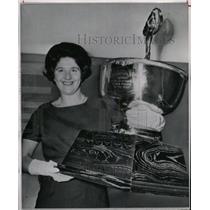1969 Press Photo Australia Didrikson Zaharias Didrikson - RRW80409