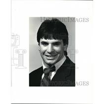 1987 Press Photo Joe Bryan, St Ignatius Wrestling - cvb43262