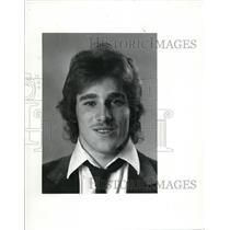 1985 Press Photo Dan Donovan, Chanel High Wrestling - cvb43377
