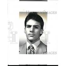 1987 Press Photo Shawn Nelson-North Royaltowns wrestler - cvb43460
