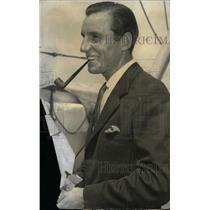 1936 Press Photo Fred Perry English tennis player - RRW82799