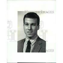 1988 Press Photo Players of the Week, #4 Ted Kohanski, St. Joseph, ice hockey