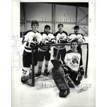 1988 Press Photo Brooklyn Recreation Center - cvb46622