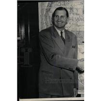 1948 Press Photo Ellison Ketchum John Bunn Foster Coach - RRW80283