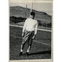 1951 Press Photo Brennecke fritz sports person - RRW74329