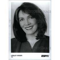 1966 Press Photo Lesley Visser ESPN - RRX40235
