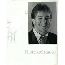 1985 Press Photo All Scholastic Wrestling, Steve Prelock, Lake Catholic