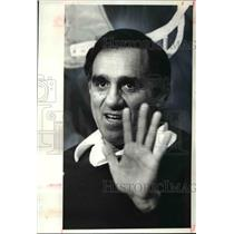1980 Press Photo Day after (Press Conference) Sam Rutigliano - cvb48512