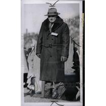 1950 Press Photo Wiscinson Bernie Bierman Gopher Coach - RRW80709