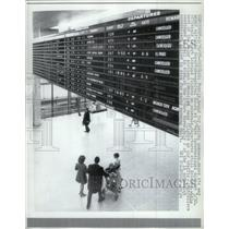 1970 Press Photo O'Hare International Airport