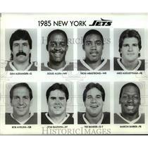 1985 Press Photo New York Jets - cvb53000