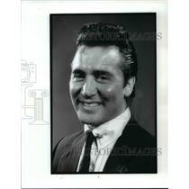 1988 Press Photo Phil Sadalla, ex-Cleve. State Wrestling Star. - cvb55586